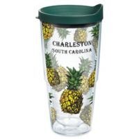 Tervis® American Pride Charleston Pineapple 24 oz. Wrap Tumbler with Lid