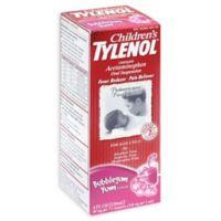Tylenol® 4 oz. Childrens Oral Suspension in Bubblegum