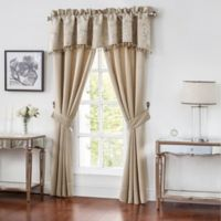 Waterford® Chantelle 84-Inch Pole-Top Window Curtain Panel Pair