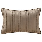 Waterford® Chantelle Breakfast Throw Pillow in Taupe