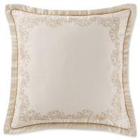 Waterford® Linens Britt European Pillow Sham in Gold