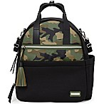SKIP*HOP® NOLITA Neoprene Diaper Backpack in Black/Camo