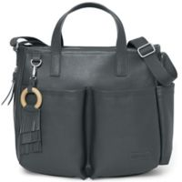SKIP*HOP® Greenwich Simply Chic Diaper Tote in Smoke