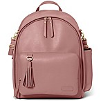 SKIP*HOP® Greenwich Simply Chic Backpack Diaper Bag in Dusty Rose