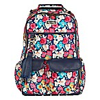 Itzy Ritzy® Posy Pop Diaper Bag Backpack in Pink