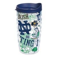Tervis® University of Notre Dame 10 oz. Wavy Wrap Tumbler with Lid