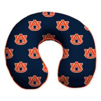 Auburn University Plush Microfiber Travel Pillow