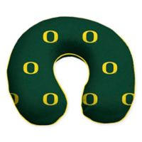 University of Oregon Plush Microfiber Travel Pillow