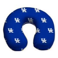 University of Kentucky Plush Microfiber Travel Pillow