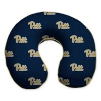 University of Pittsburgh Plush Microfiber Travel Pillow