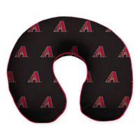 MLB Arizona Diamondbacks Plush Microfiber Travel Pillow