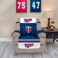 MLB Minnesota Twins Recliner Protector