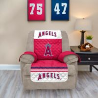 MLB Los Angeles Angels Recliner Protector