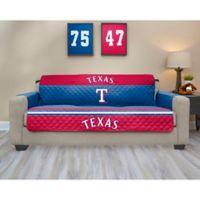 MLB Texas Rangers Sofa Cover