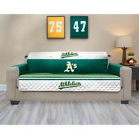 MLB Oakland Athletics Sofa Cover