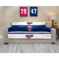 MLB Minnesota Twins Sofa Cover