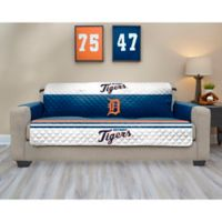 MLB Detroit Tigers Sofa Cover