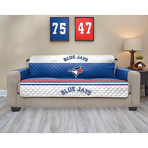 MLB Toronto Blue Jays Sofa Cover Bed Bath Beyond