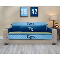 MLB Tampa Bay Rays Sofa Cover