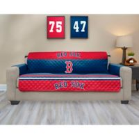 MLB Boston Red Sox Sofa Cover