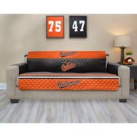 MLB Baltimore Orioles Sofa Cover