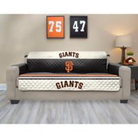 MLB San Francisco Giants Sofa Cover