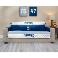 MLB San Diego Padres Sofa Cover
