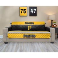 MLB Pittsburgh Pirates Sofa Cover