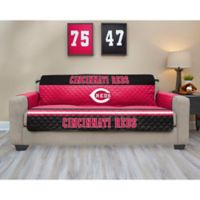MLB Cincinnati Reds Sofa Cover
