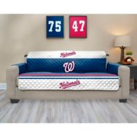 MLB Washington Nationals Sofa Cover