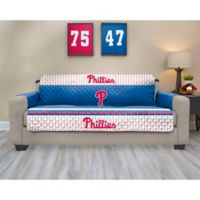 MLB Philadelphia Phillies Sofa Cover