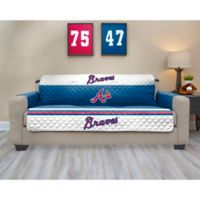 MLB Atlanta Braves Sofa Cover
