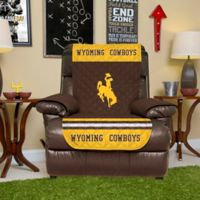University of Wyoming Recliner Cover