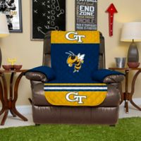 Georgia Institute of Technology Recliner Cover