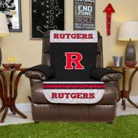 Rutgers University Recliner Cover