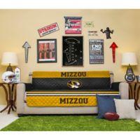 University of Missouri Sofa Cover