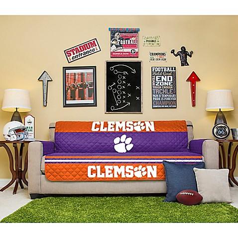 Clemson University Sofa Cover Bed Bath Amp Beyond