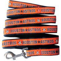 MLB Houston Astros Medium Pet Leash