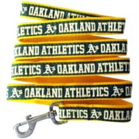 MLB Oakland A's Medium Pet Leash