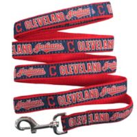 MLB Cleveland Indians Medium Pet Leash