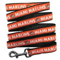MLB Miami Marlins Large Pet Leash