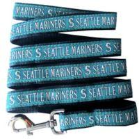 MLB Seattle Mariners Medium Pet Leash