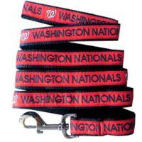 MLB Washington Nationals Small Pet Leash