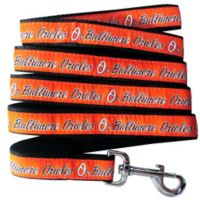 MLB Baltimore Orioles Large Pet Leash