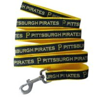 MLB Pittsburgh Pirates Medium Pet Leash