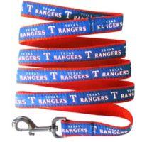 MLB Texas Rangers Large Pet Leash