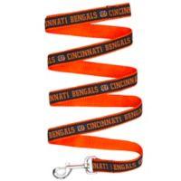 NFL Cincinnati Bengals Medium Pet Leash