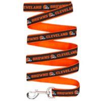 NFL Cleveland Browns Medium Pet Leash