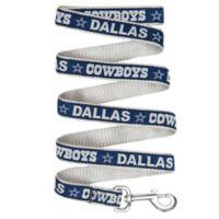 NFL Dallas Cowboys Large Pet Leash