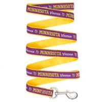 NFL Minnesota Vikings Medium Pet Leash